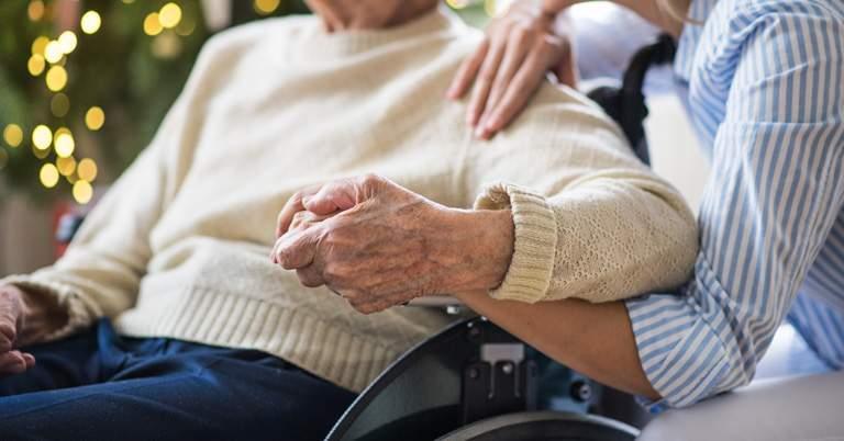 Aide à domicile personne agée - Vitalis services