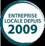 Vitalis entreprise locale depuis 2009