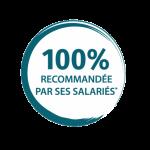 Vitalis entreprise recommandée par ses salariés