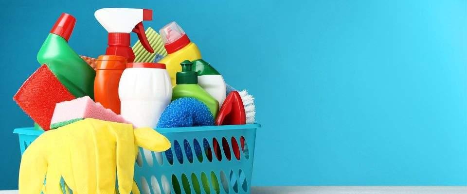 Produits essentiels pour ménage